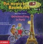 Geheimauftrag in Paris / Das magische Baumhaus Bd.33