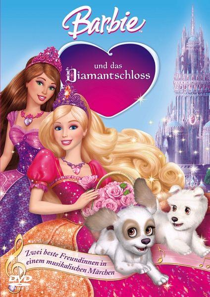 barbie diamantschloss