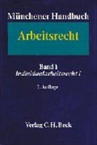 Münchener Handbuch zum Arbeitsrecht Bd. 1: Individualarbeitsrecht I