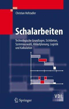 Schalarbeiten - Hofstadler, Christian