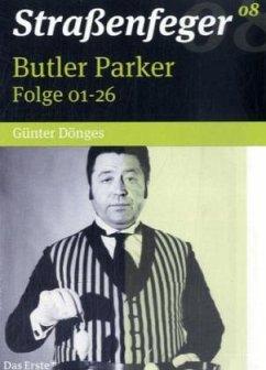 Butler Parker (4 DVDs)