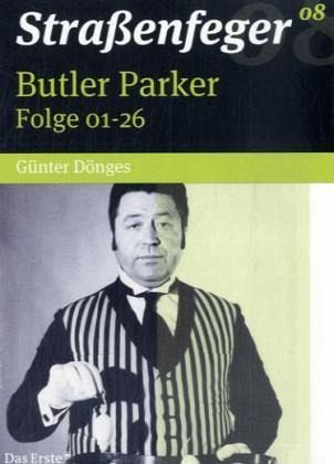 Butler parker 4 dvds film auf dvd for Mein butler