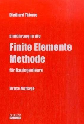 einf hrung in die finite elemente methode f r
