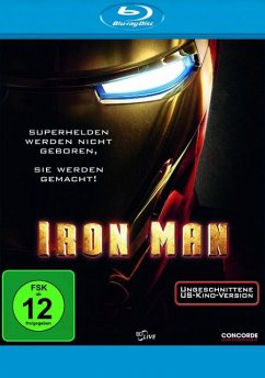 Iron Man (Uncut US-Kino-Version)