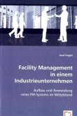 Facility Management in einem Industrieunternehmen