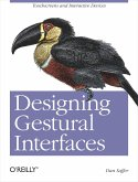 Designing Gestural Interfaces: Touchscreens and Interactive Devices