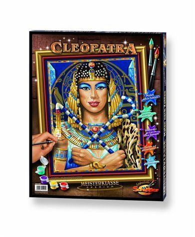 Schipper 609130425 Cleopatra Mnz Malen Nach Zahlen Bei Bucher De Immer Portofrei