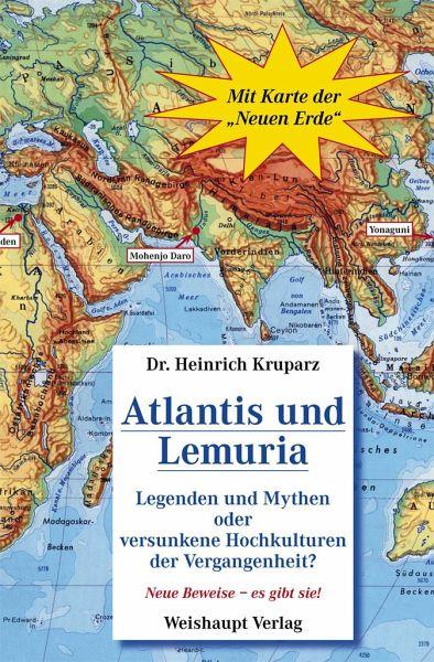 Atlantis Lemuria - Kruparz, Heinrich