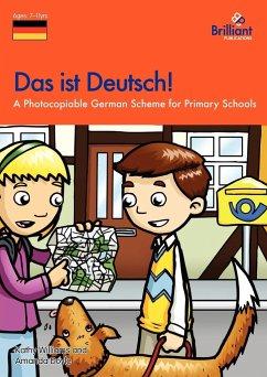 Das Ist Deutsch - A Photocopiable German Scheme for Primary Schools - Williams, Kathy Doyle, Amanda