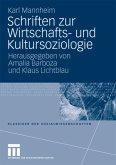 Schriften zur Wirtschafts- und Kultursoziologie
