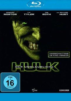 Der unglaubliche Hulk Ungekürzte Fassung - Unglaubl.Hulk,D./Bd