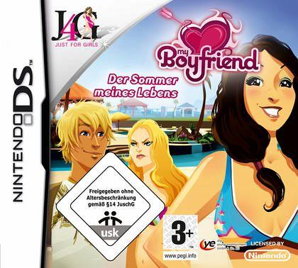 My Boyfriend: Der Sommer meines Lebens (Nintendo DS)