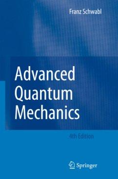 Advanced Quantum Mechanics - Schwabl, Franz