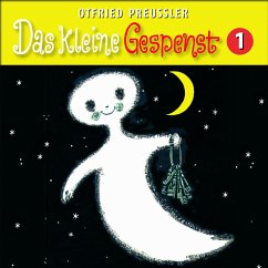 Das kleine Gespenst, 1 Audio-CD (Neuproduktion) - Preußler, Otfried