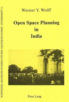 Open Space Planning in India - Wolff, Werner