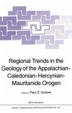 Regional Trends in the Geology of the Appalachian-Caledonian-Hercynian-Mauritanide Orogen