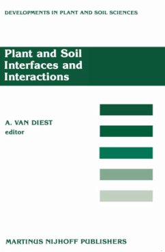 Plant and Soil Interfaces and Interactions: Proceedings of the International Symposium: Plant and Soil: Interfaces and Interactions. Wageningen, the N - Houwers, A. (Managing ed.) / Dasberg, S. / de Datta, S.K. / Dixon, R.O.D. / El-Sharkawy, M.A. / Rodriguez-Kbana, R.