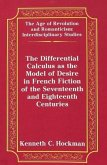 The Differential Calculus as the Model of Desire in French Fiction of the Seventeenth and Eighteenth Centuries
