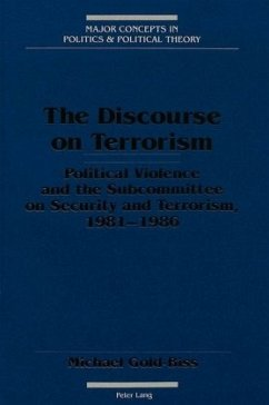 The Discourse on Terrorism - Gold-Biss, Michael