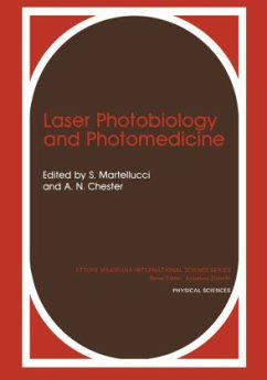 Laser Photobiology and Photomedicine - Martellucci, S.; Chester, A. N.