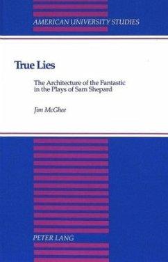 True Lies - McGhee, Jim