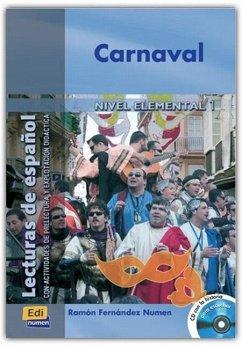 Carnaval - Libro + CD - Ocasar Ariza, José Luis Murcia Soriano, Abel Ramos Arroyo, Fernando