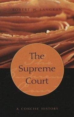 The Supreme Court - Langran, Robert W.