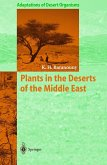 Plants in the Deserts of the Middle East