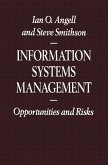 Information Systems Management: Opportunities and Risks