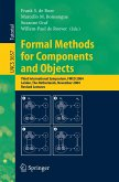 Formal Methods for Components and Objects 2004