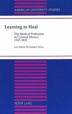 Learning to Heal - Hernández-Sáenz, Luz Maria