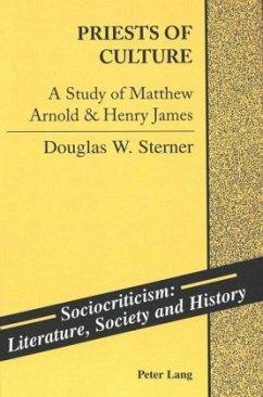 Priests of Culture - Sterner, Douglas W.