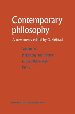 Philosophie et science au Moyen Age / Philosophy and Science in the Middle Ages - Fløistad