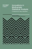 Innovations in Multivariate Statistical Analysis: A Festschrift for Heinz Neudecker