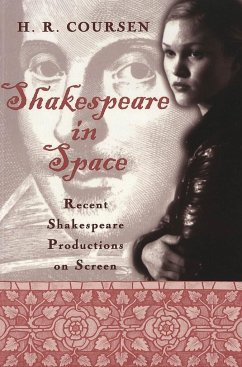 Shakespeare in Space - Coursen, H. R.