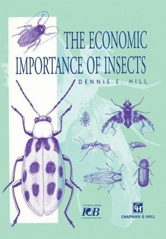 The Economic Importance of Insects - Hill, Dennis S.