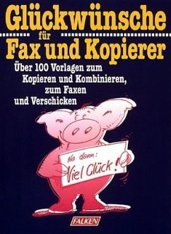 Glückwünsche für Fax und Kopierer