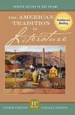 The American Tradition in Literature (Concise) MP W American Ariel CD (Nasta Hardcover Reinforced High School Binding) by George Perkins [With CDROM]