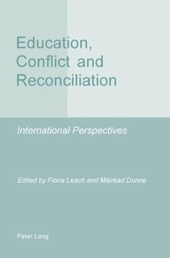 Education, Conflict and Reconciliation
