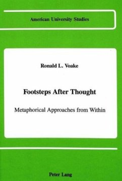 Footsteps After Thought - Voake, Ronald L.