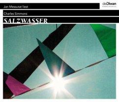 Salzwasser, 4 Audio-CDs - Simmons, Charles