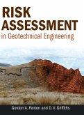 Risk Assessment Geotechnical w