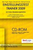 Einstellungstest-Trainer 2009, 1 CD-ROM