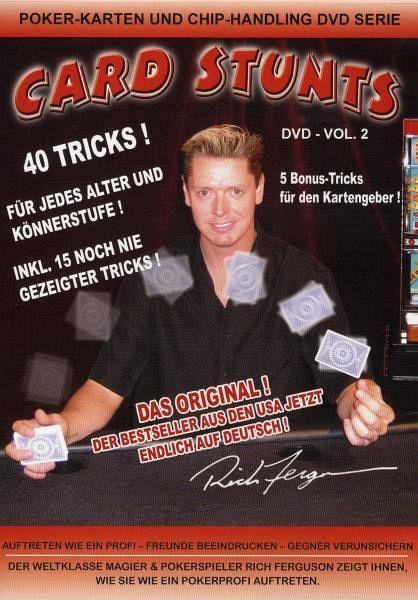 Card Stunts (Vol. 2)