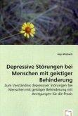 Depressive Störungen bei Menschen mit geistiger Behinderung