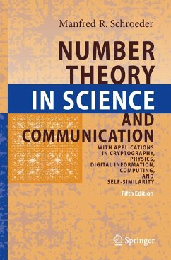 Number Theory in Science and Communication - Schroeder, Manfred