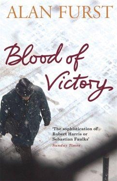 Blood of Victory - Furst, Alan