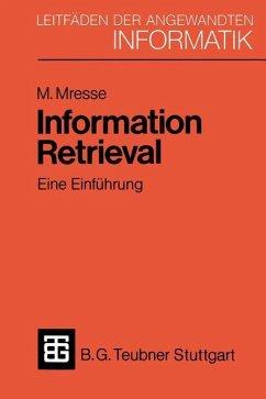 Information Retrieval - Eine Einführung