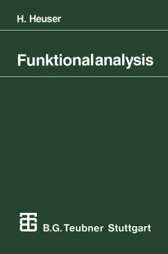 Funktionalanalysis