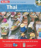 Berlitz Thai Phrase Book [With CD (Audio)]